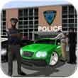 警车与街头赛车手