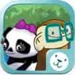 熊猫和猴子的故事
