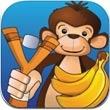 小猴摘香蕉