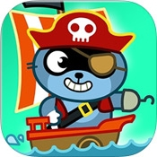 卡通海盗冒险