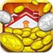 硬币的房子