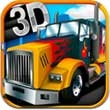 3D美国大卡车