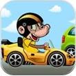 猴子卡丁车跑酷