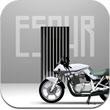 摩托车逃生