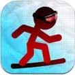 火柴人滑冰