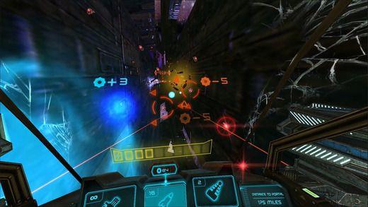 空间潜行者VR(Space Stalker VR)截图1