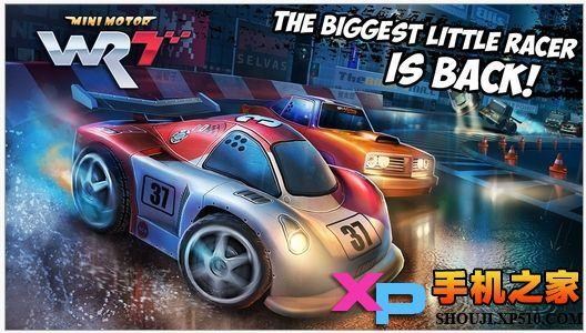 迷你赛车WRT iOS版截图1