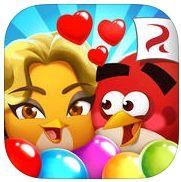 愤怒的小鸟:斯黛拉泡泡iOS版