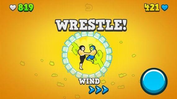 搞基摔跤(Wrestle Jump)安卓版截图1