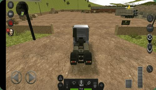 模拟卡车真实驾驶无限钻石版截图2