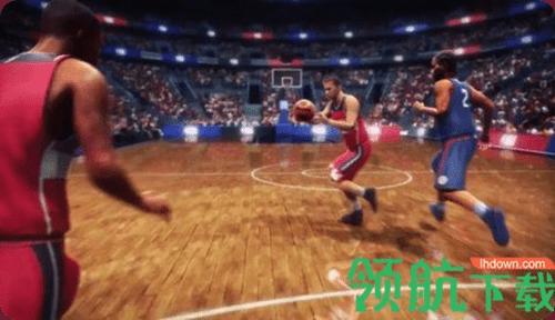 NBA成名之路游戏体验版截图1