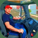 在卡车驾驶中游戏